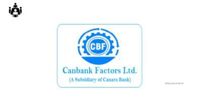 Canbank Factors Ltd